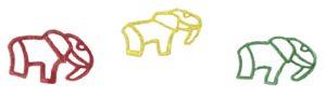 Elefanten-Nudeln